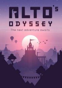 Alto's Odyssey – фото обложки игры