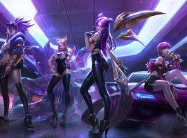 Посмотрите на шикарный косплей героинь клипа POP/STARS виртуальной группы K/DA
