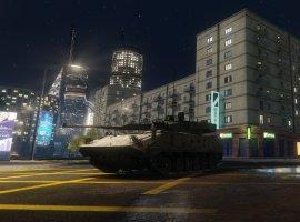В«Armored Warfare: Проект Армата» стартовал новый сезон— «Москва. Вторжение»