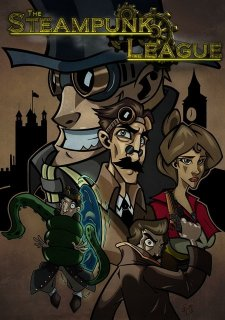 The Steampunk League