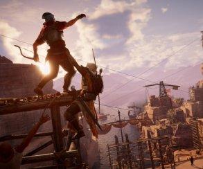 Как авторы Assassin's Creed Origins искажают историю искульптуры, чтобы никого неоскорбить