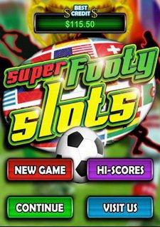 Super Footy Slots