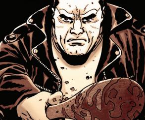 В этом году выйдет настольная игра по комиксам The Walking Dead: Here's Negan