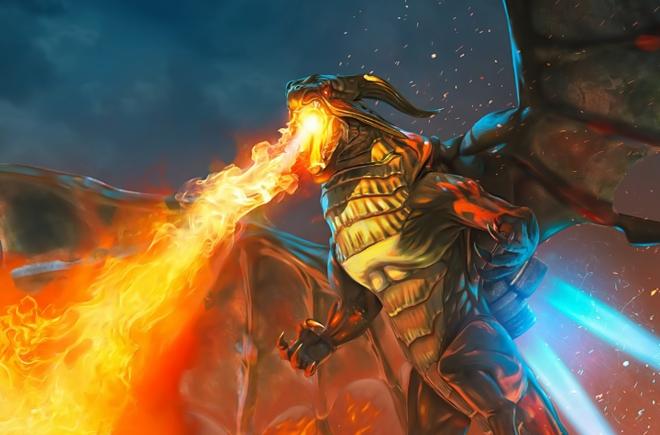 Спецрепортаж Divinity: Dragon Commander