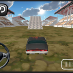 Скриншот Retro Stunt Car Parking 3D – Изображение 4