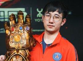 Из пяти пальцев перчатки Таноса выжили только два. Приз MVP EPICENTER XL разбился по дороге