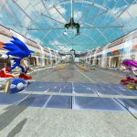 Скриншот Sonic Free Riders – Изображение 5