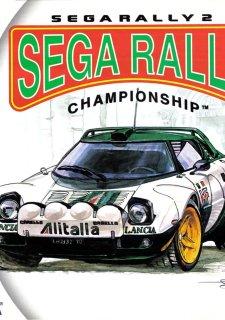 Sega Rally 2 Championship
