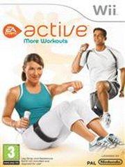 EA Sports Active: More Workouts – фото обложки игры
