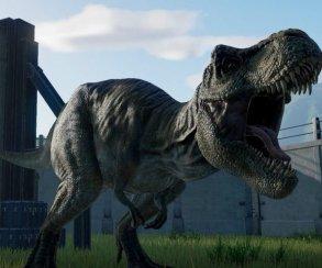 Геймплейный ролик Jurassic World Evolution: прямо как у Спилберга!
