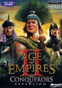 Age of Empires II: The Conquerors Expansion – фото обложки игры