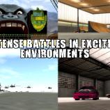Скриншот Extreme Gear: Demolition Arena – Изображение 4