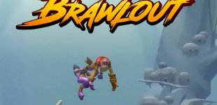 Brawlout. Анонсирующий трейлер