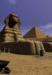 The Omega Stone: Sequel to the Riddle of the Sphinx – фото обложки игры
