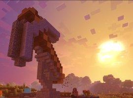 Разработчики Minecraft «несмогли вграфон», выход «супер-пупер» текстур отменен