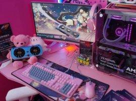 Как должны выглядеть видеокарты для девушек? Конечно, как котики ^_^