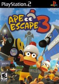 Ape Escape 3 – фото обложки игры