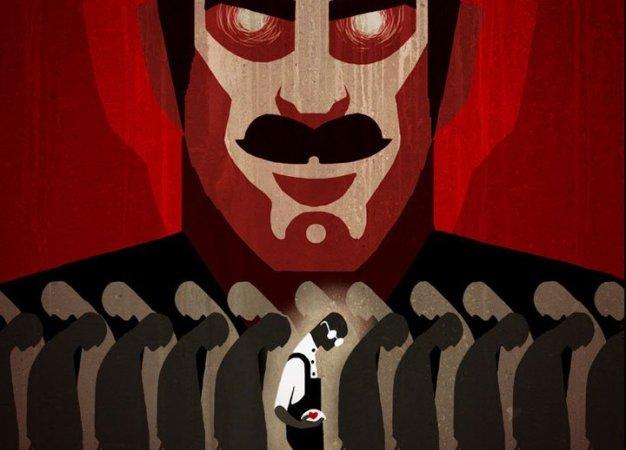 """Коммунистический триллер: рецензия на """"Papers, Please"""""""