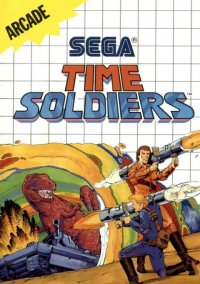 Time Soldiers – фото обложки игры
