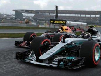 Игры про Формулу 1
