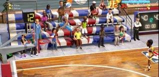 NBA Playgrounds. Геймплейный трейлер