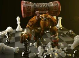 Чем отличается Dota Underlords отAuto Chess?