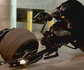 НеБэттанком единым: в«Лиге справедливости» должен был появиться Бэтцикл