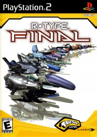 R-Type Final – фото обложки игры