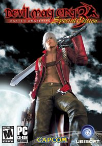 Devil May Cry 3: Dante's Awakening Special Edition – фото обложки игры