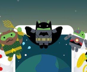 Google, браво! В Android Pay можно собрать коллекцию супергероев из Лиги Справедливости