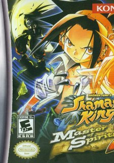 Shaman King: Master of Spirits 2