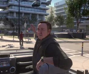 Кевин Спейси устраивает экскурсию в трейлере новой Call of Duty
