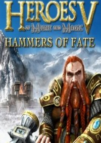 Heroes of Might and Magic 5: Hammers of Fate – фото обложки игры