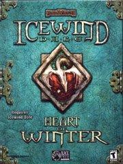Icewind Dale: Heart of Winter – фото обложки игры