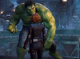 Почему авторы «Мстителей: Финал» нестали развивать романтическую линию между Халком иЧерной Вдовой