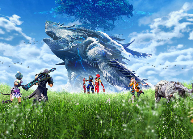 Рецензия на Xenoblade Chronicles 2
