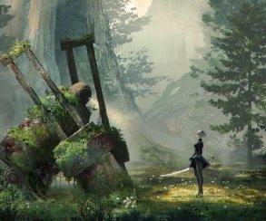Подробности новой Nier: три персонажа, усиленная боевая система