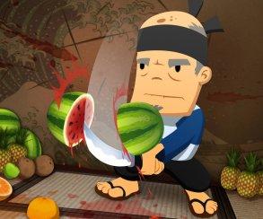 Фильм по мобильной игре Fruit Ninja поступил в производство