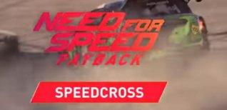 Need for Speed: Payback. Трейлер обновления Speedcross
