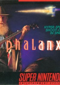Phalanx - The Enforce Fighter A-144 – фото обложки игры