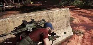 Tom Clancy's Ghost Recon: Wildlands. Геймплей одиночного прохождения миссии