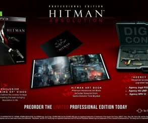 Ранний старт продаж Hitman: Absolution в Хит-Зоне
