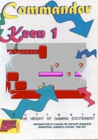 Commander Keen 1: Marooned on Mars – фото обложки игры