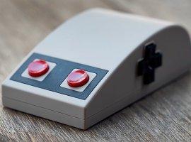 8BitDo N30— стильная ретро-мышка встиле Nintendo за1600 рублей