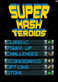 Super Mashteroids – фото обложки игры