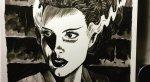 Инктябрь: что ипочему рисуют художники комиксов вэтом флешмобе?. - Изображение 135