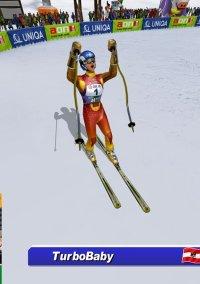 ORF-Ski Challenge '07 – фото обложки игры