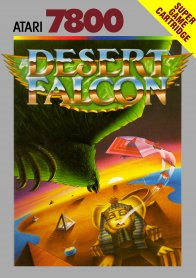 Desert Falcon