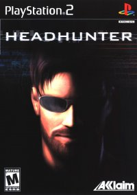 Headhunter – фото обложки игры