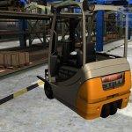 Скриншот Forklift Truck Simulator 2009 – Изображение 1